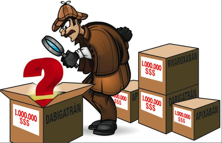 Protección ciudadana y moratoria clínica en la utilización de los nuevos anticoagulantes